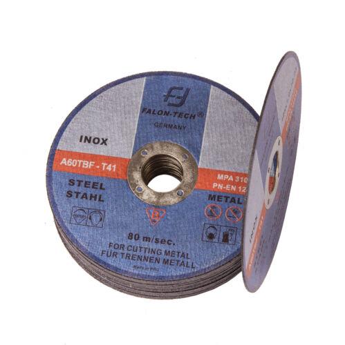 3.0 10x Metalltrennscheiben Flexscheiben Stahl  300 32 10-TAR-MET-300x3