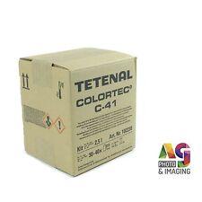 Tetenal C41 2.5 Litre Colour Processing Kit