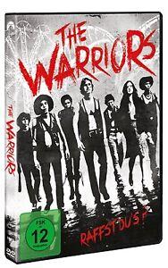 The-Warriors-DVD-NEU-OVP-Ungeschnitten-von-Walter-Hill