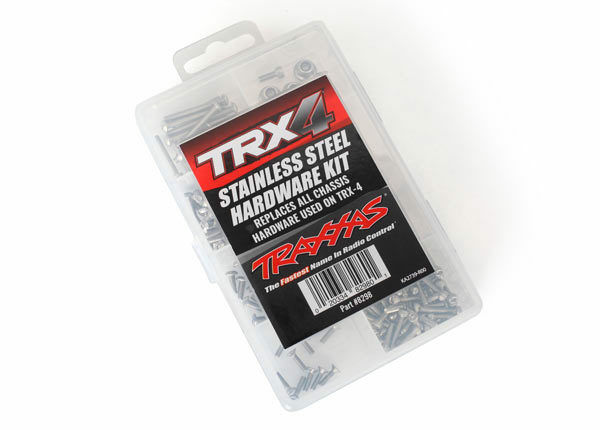 Traxxas 8298 Stainless Steel Hardware Kit   TRX-4     Ford Bronco   Tactical 3dfad4