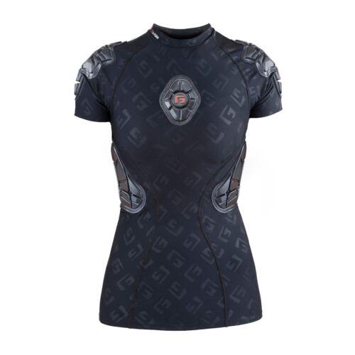 G-Form Pro-X Shirt-BLK/BLK-embosg-S
