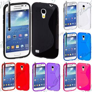 Funda-Carcasa-TPU-silicona-Gel-Suave-Samsung-Galaxy-S4-Mini-Plus-I9195I