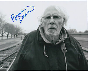 Bruce-DERN-SIGNED-Autograph-10x8-Photo-AFTAL-COA-NEBRASKA-Authentic-RARE