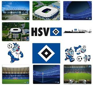 Hsv hamburger sportverein wanddeko wandtattoo wandbilder leinwand glasbild dino ebay - Wanddeko fussball ...