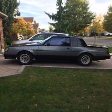 1986 Buick Regal T-Type Coupe 2-Door