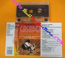 MC IL MEGLIO DI CASADEI Romagna mia 1994 italy LISCIO JOLLY 24041 no cd lp vhs