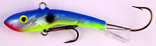 """MOONSHINE LURES HOLOGRAPHIC SHIVER MINNOW SIZE #1 2-1/4"""" 3/8 oz - SHIVER SHAD"""