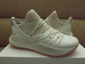 reputable site c938f 7805d Details about Under Amour UA Curry 5 Youth GS Basketball Shoes Beige Brown  3020741-102 NEW