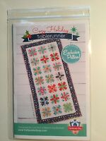 Cozy Holiday Tablerunner quilt pattern by Lori Holt of Bee in my Bonnet NEW