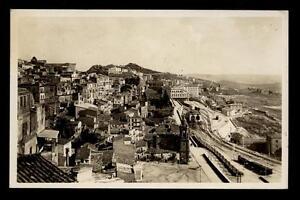 AGRIGENTO panorama via domenico bartoli-linea ferroviaria