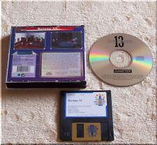 RARITÄT Büro Bureau 13 PC CD Rom Spiel Adventure Abenteuer Deutsch und Englisch