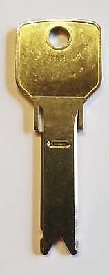 EVVA 3KS 203B Rohling Sonderprofil Anlage Keyblank