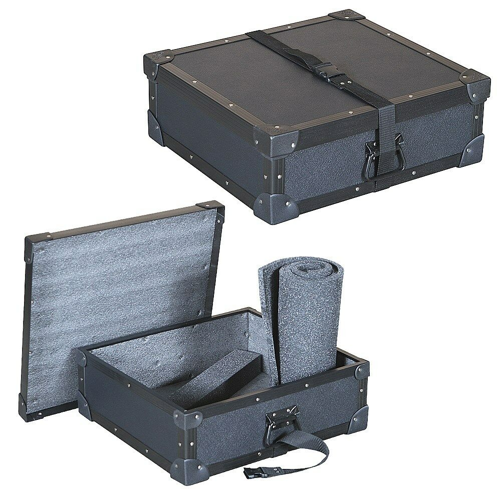Economy'TuffBox'Light Duty Road Case for SOUNDCRAFT EPM6 6-CHANNEL MULTI-MIXER