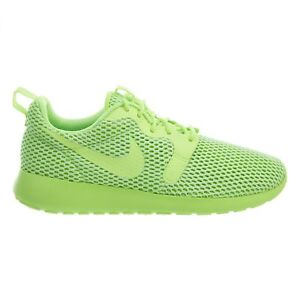 4d367bc33ba2 Nike Roshe One Hyp BR Womens 833826-300 Ghost Green Running Shoes ...