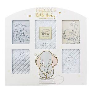 Disney-Dumbo-Precious-Little-Baby-Multi-Photo-Frame-NEW-in-Gift-Box