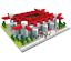 9912-3 Bausteine Gebäude Spielzeug San Siro Stadium Modellbausätze Toys 3800+PCS