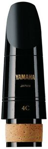 Yamaha Standard 4C Bb Clarinet Mouthpiece YAC 1266 INSTRUMENT CARE
