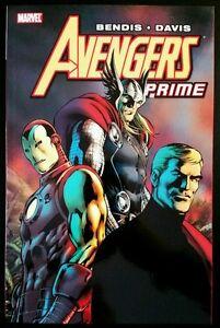 Avengers PRIME (Bendis Davis) - TPB (MARVEL Comics)