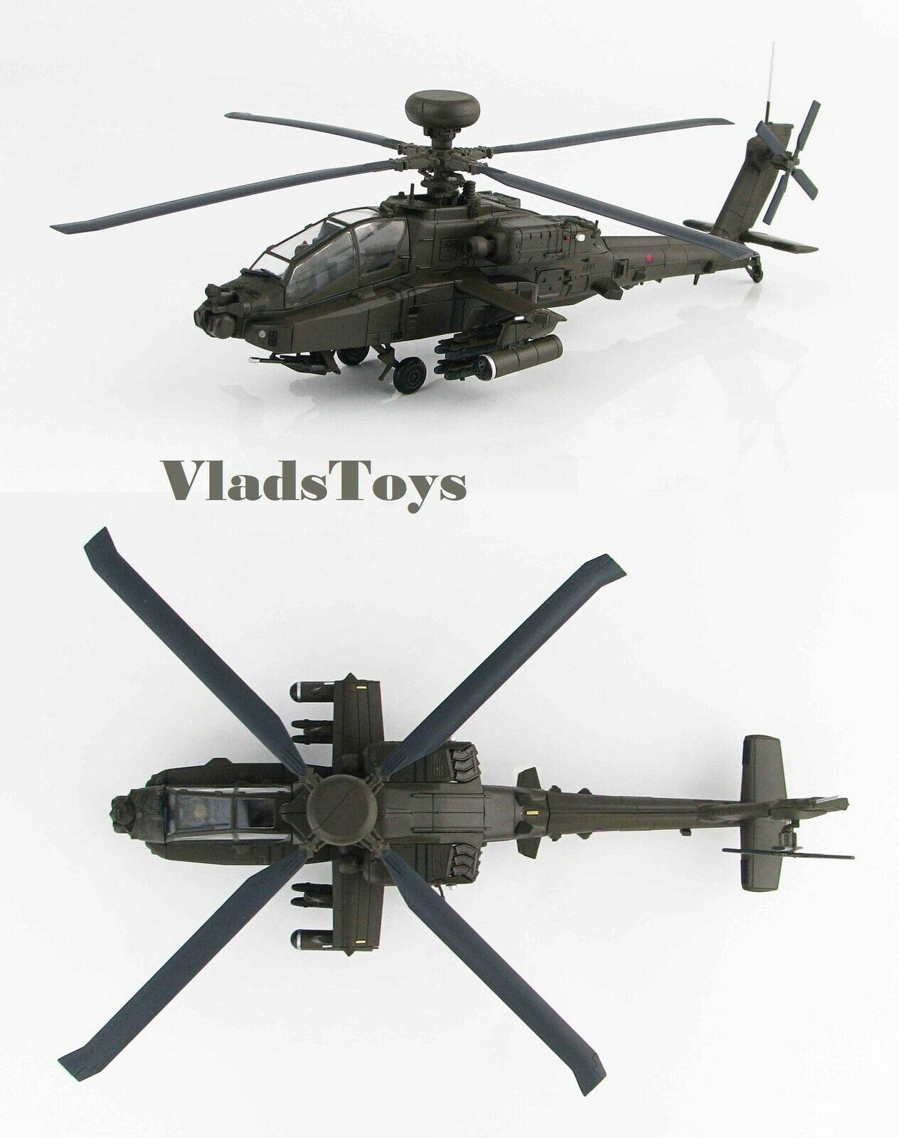 Hobby Master 1 72 AH-64D Apache British Army Air Corps Príncipe Harry RAF HH1203