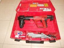 Hilti Dx A41 Power Actuated Nail Gun With X Sm Magazine Hilti Dx 460 Dx 5