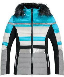 McKinley-Damen-Snowboard-Skijacke-Safine-Diliana-blau-weiss