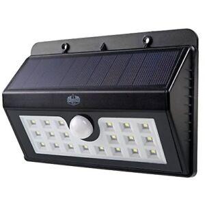 Pared Luces Exteriores Luz Solar Solares Inalambricas Details LED about Lamparas Para Grande nwO0vmN8