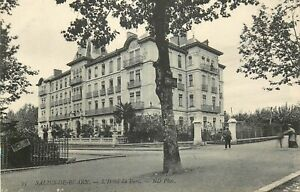 CP-SALIES-DE-BEARN-HOTEL-DU-PARC-ND