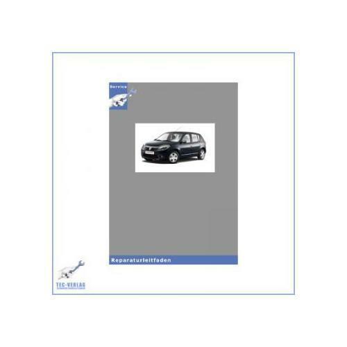 K7M Reparaturleitfaden Dacia Sandero 1,6l Benzinmotor Auto ...