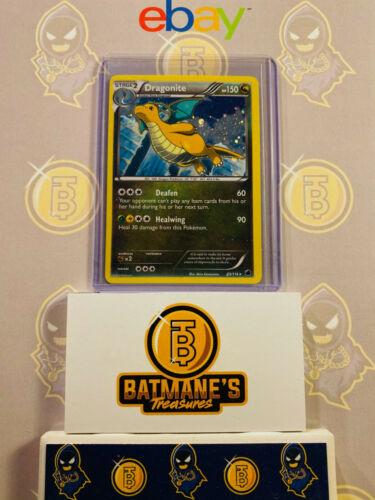 Dragonite 83//116 NM Near Mint Plasma Freeze Holofoil Rare Holo Pokemon Card