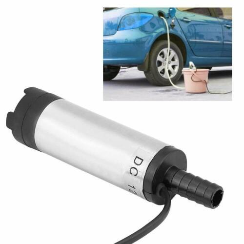 Auto 12V 38mm Ölpumpe Wasser Pumpe Öl Diesel Heizöl Wasserpumpe Treibstoff HT