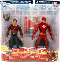 Dc Origins Series 2 Flash 6in Action Figure 2 Pk Dc Direct Toys on sale