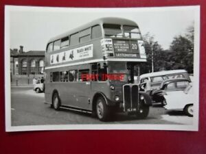 PHOTO-LONDON-TRANSPORT-RT324-BUS-ON-ROUTE-20