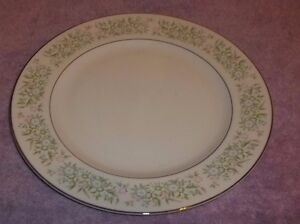 Sterling Fine China Dinner Plate Springtime
