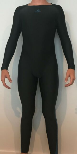 Simposio Conductividad Reciclar  adidas Full Body Suit RARE Speedsuit Swimsuit Olympic Mens ...