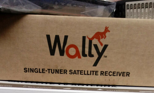 Dish Network Wally Receiver High Definition Satellite Receiver Wally