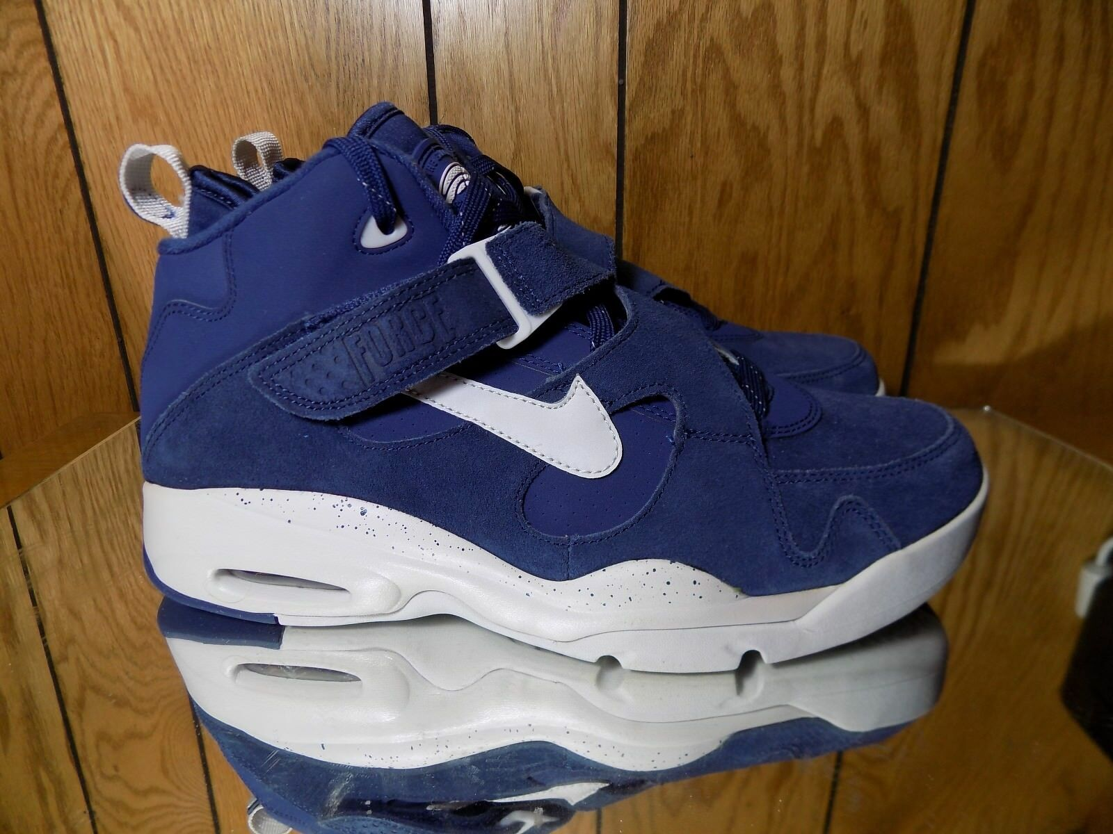 NEW MEN'S NIKE AIR FORCE MAX Blue White AH6745-400 s. 9 Casual wild