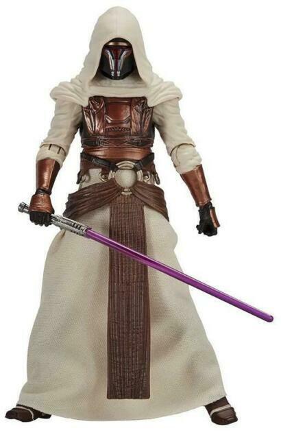 "Star Wars Black Series ~ 6/"" JEDI KNIGHT REVAN WHITE EXCLUSIVE GALAXY OF HEROES"