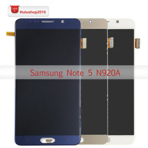 LCD-Screen-USA-for-Samsung-Galaxy-Note-5-Display-N920A-SM-N920-N920C-Replacement