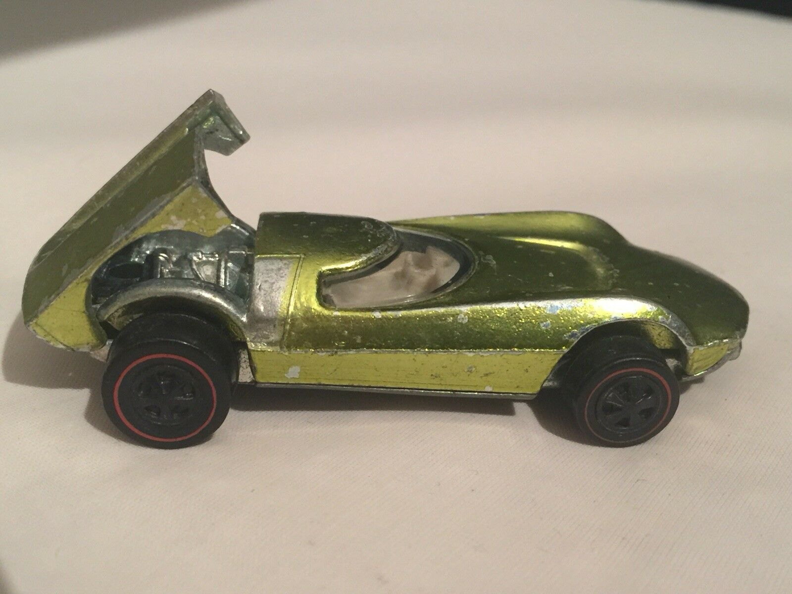 Very Rare 1968 Turbofire (Coolant Green) Hotwheels Mattel U.S.A