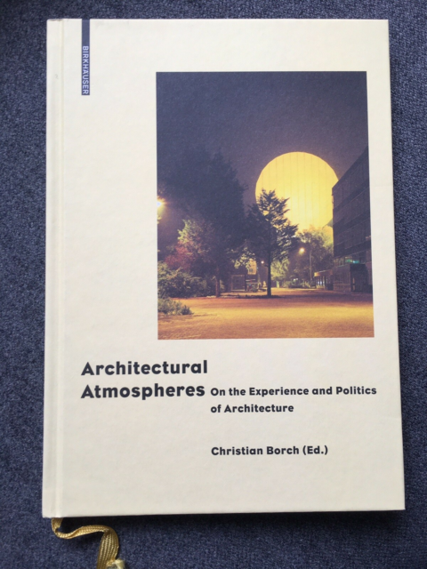 Architectural Atmospheres, Christian Borch, år 2014