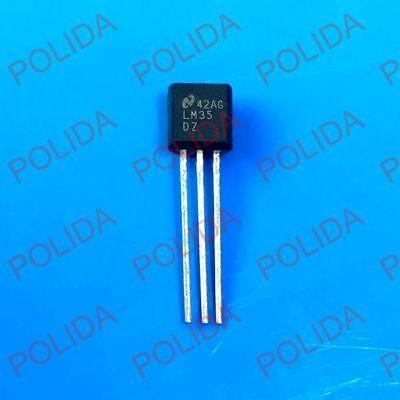 10PCS Temperature Sensors IC NSC TO-92 LM34DZ LM34DZ//NOPB 100/% Genuine and New