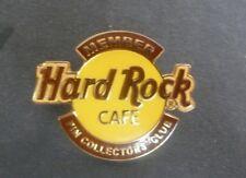 Sammlungsauflösung, Pin,Hard Rock Café Member Pin Collector`s Club