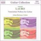 Lauro: Venezuelan Waltzes for Guitar (CD, Feb-2000, Naxos (Distributor))