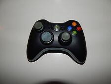 orig. XBox 360 Wireless Controller Microsoft schwarz