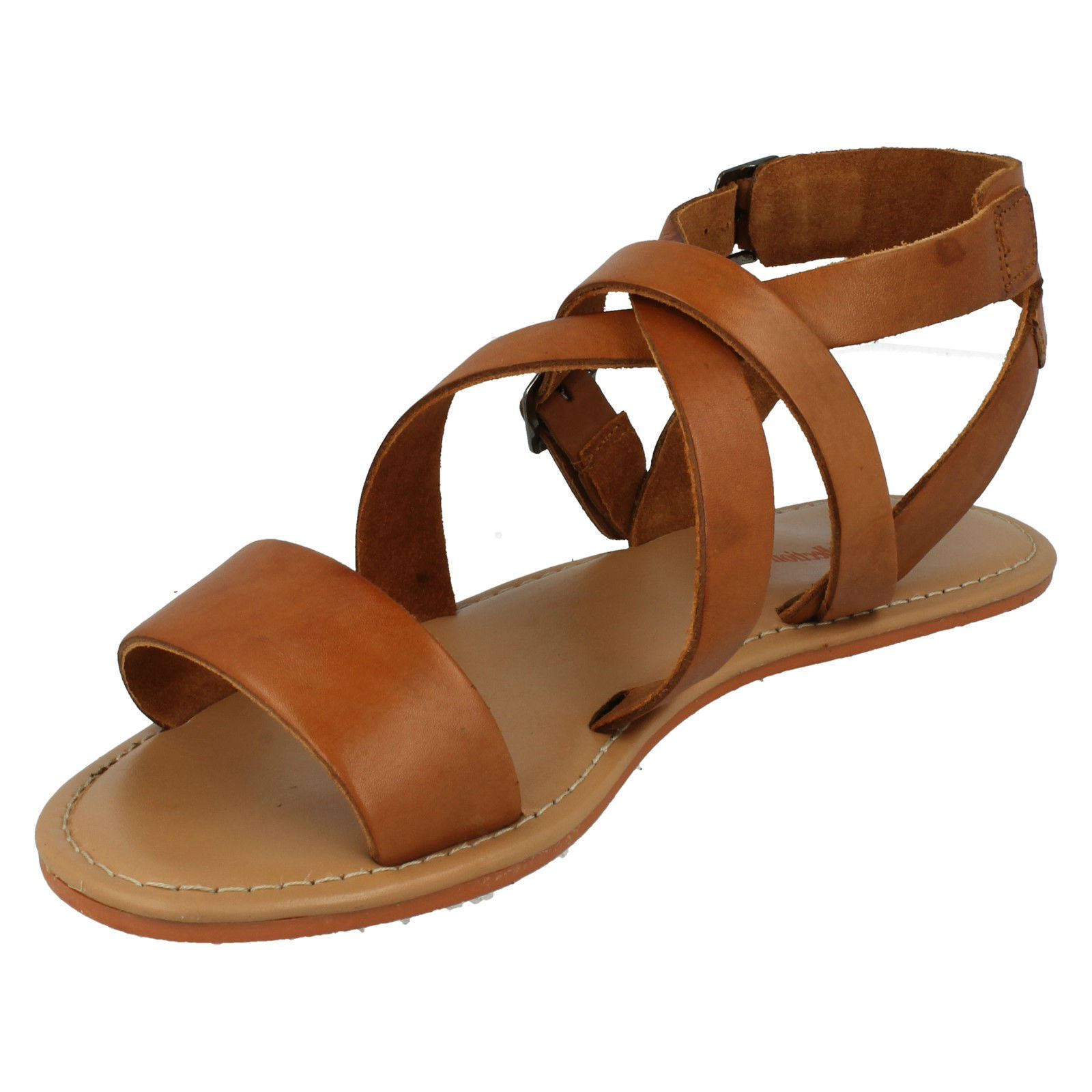 Mujer Leather Leather Collection Sandalias Sandalias Sandalias Estilo f0924s b58541