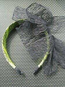 80's Neon Fancy Dress - Hair Bow