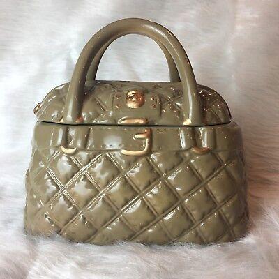 Yu Perfect Solutions Tan Handbag