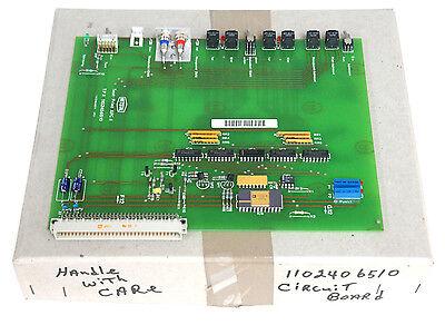 Bescheiden Nib Nestal 110.240.6510 Test-print Apc Ii Circuit Board 1102406510