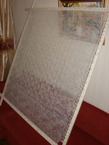 Handgestrickt 130*130 Ziegenwolle ORENBURG SCHAL Russischer Schal