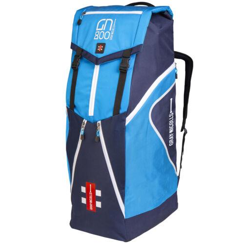2019 Gray Nicolls GN800 Blue Grey Cricket Duffle Bag Size 85 x 38 x 35cms